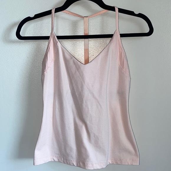 Lululemon Aphrodite Pink Tank Top